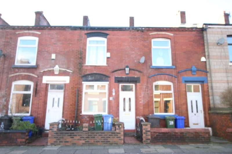2 Bedrooms Terraced House for sale in Acre Street, Denton, Manchester, M34
