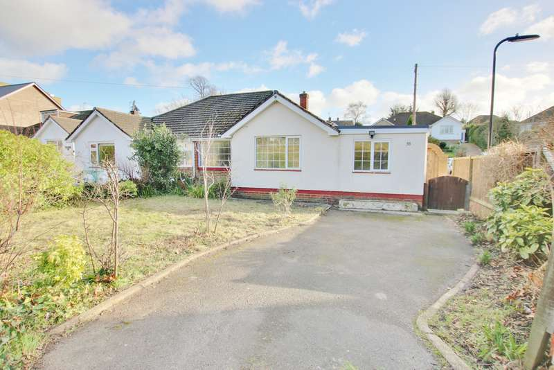 3 Bedrooms Semi Detached Bungalow for sale in Weston Lane, Southampton