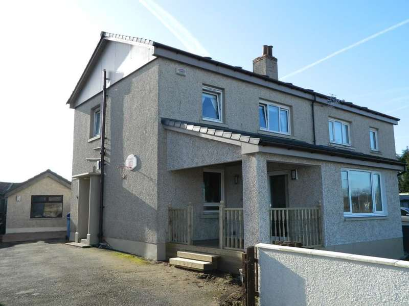 3 Bedrooms Semi Detached House for sale in Corbiehall Terrace, Ravenstruther, Lanark, ML11