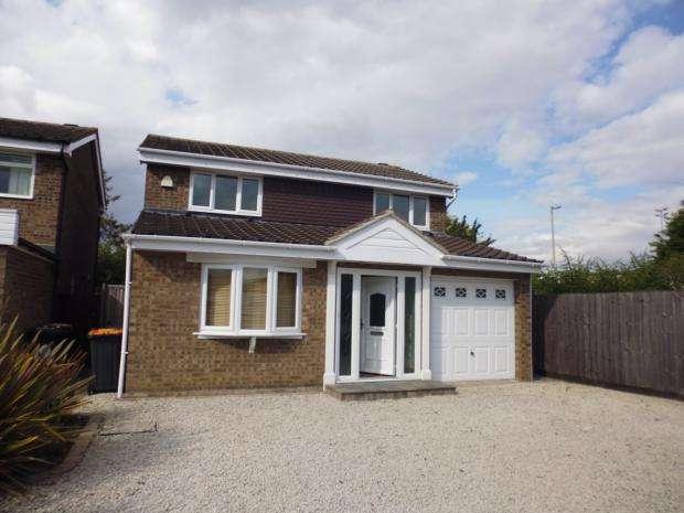 6 Bedrooms Detached House for rent in Clovelly Way, Devon Park, MK40
