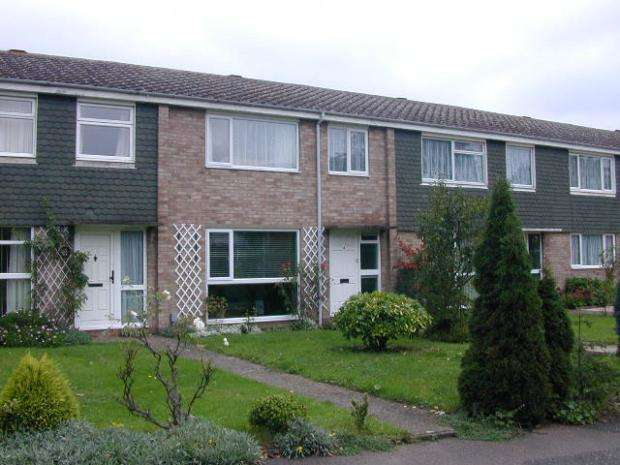 3 Bedrooms Terraced House for rent in Totnes Close, Devon Park, MK40