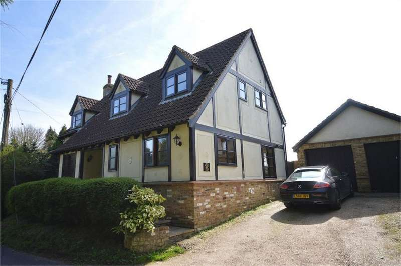 4 Bedrooms Detached House for sale in Primrose Cottage, Dewes Green Road, Berden