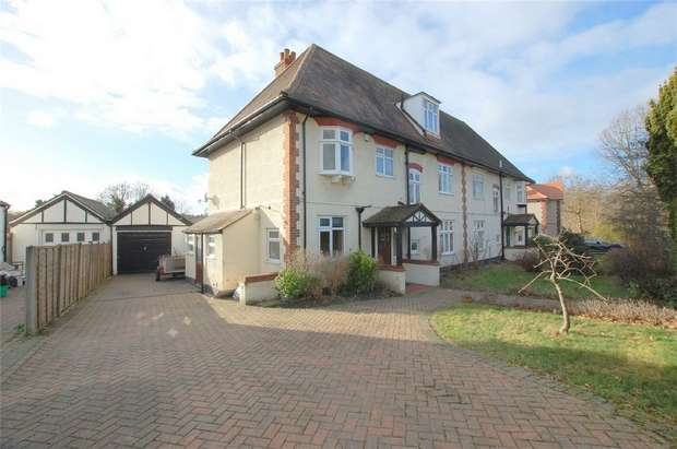 5 Bedrooms Semi Detached House for sale in Farnaby Road, BROMLEY, Kent