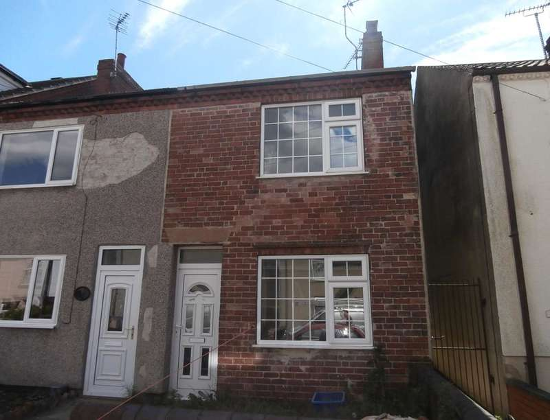 2 Bedrooms Semi Detached House for rent in Addison Street, Tibshelf, Alfreton, DE55