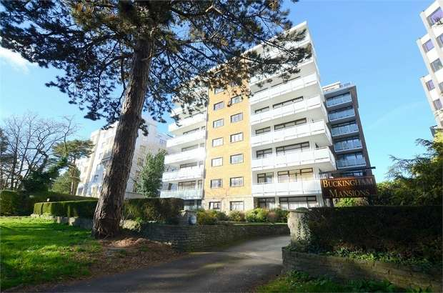 2 Bedrooms Flat for sale in Bath Road, Bournemouth, Dorset
