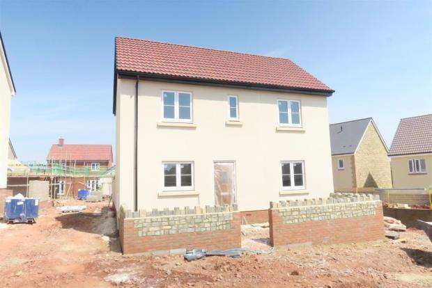 3 Bedrooms Detached House for sale in Killams Lane, Taunton TA1