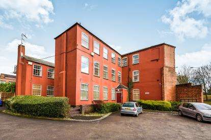 1 Bedroom Flat for sale in Cotterell Court, Walsall, West Midlands, .