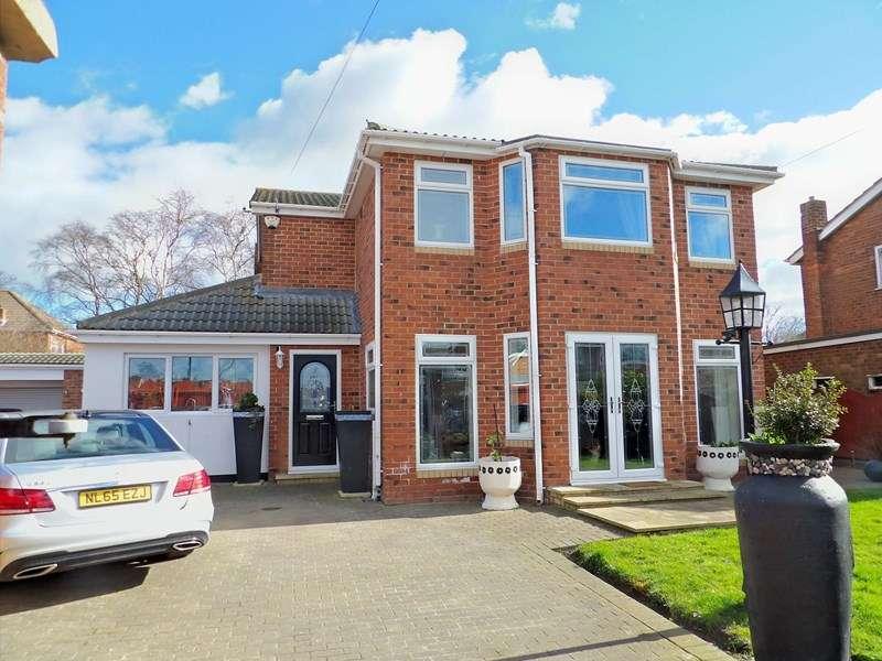 5 Bedrooms Property for sale in Meldon Avenue, Harton, South Shields, Tyne & Wear, NE34 0EL
