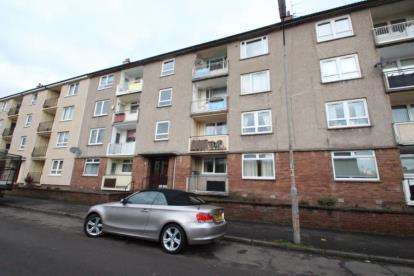 2 Bedrooms Flat for sale in Dodside Place, Sandyhills, Glasgow