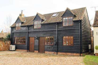 3 Bedrooms Detached House for sale in Chapel Street, Potton, Sandy, Bedfordshire