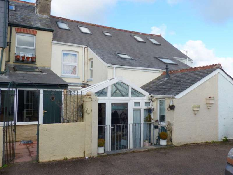 3 Bedrooms Terraced House for sale in Alvington Terrace, Kingsbridge