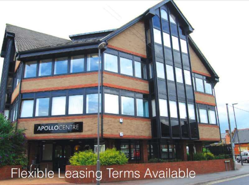 Office Commercial for rent in Desborough Road, High Wycombe, HP11 2QW
