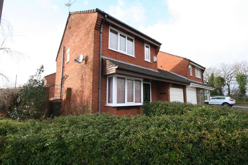 3 Bedrooms Semi Detached House for sale in New Tower Court, Wallasey, CH45 1NT