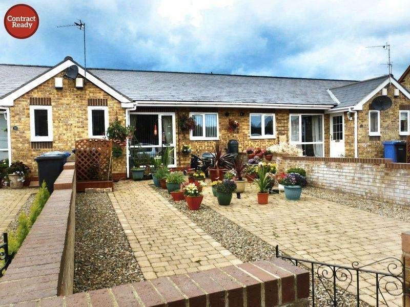 2 Bedrooms Bungalow for sale in Charles Street, Pegswood, Morpeth, Northumberland, NE61 6UN