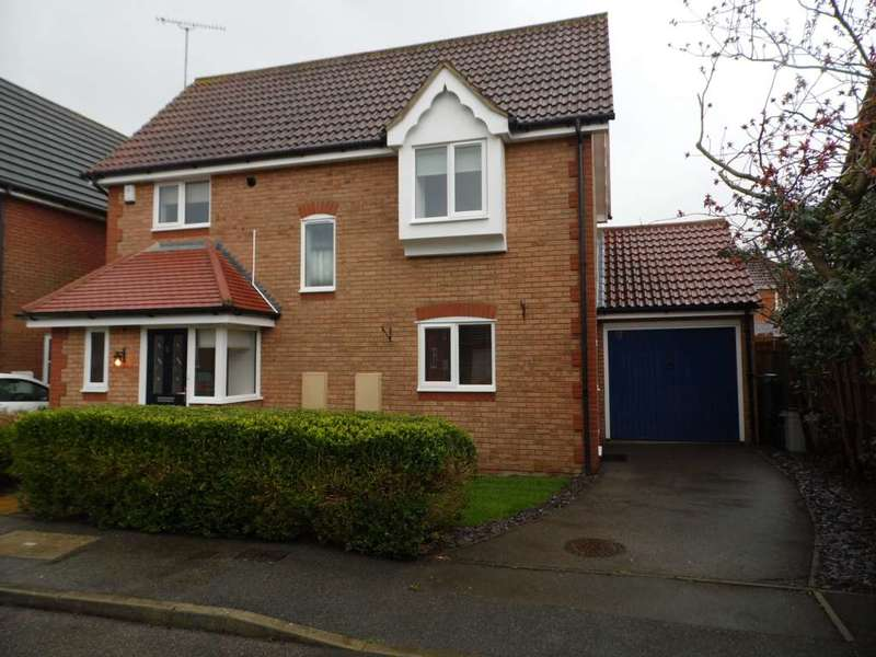 3 Bedrooms Detached House for rent in Blackwater, Thundersley