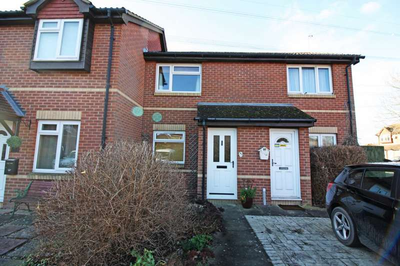 1 Bedroom Terraced House for sale in Wensum Drive, Didcot