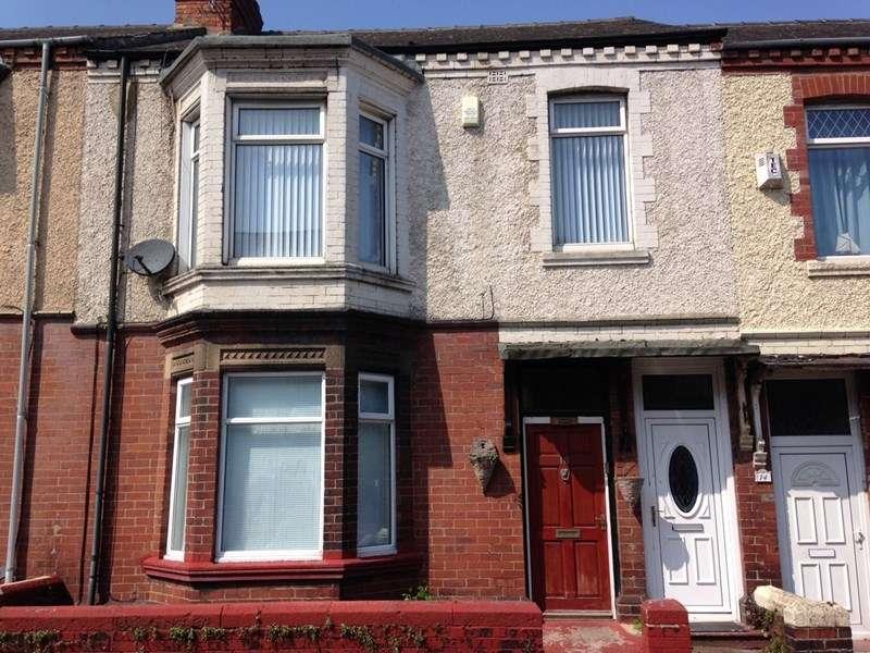 3 Bedrooms Property for sale in Richmond Road, west harton, South Shields, Tyne & Wear, NE34 0QL