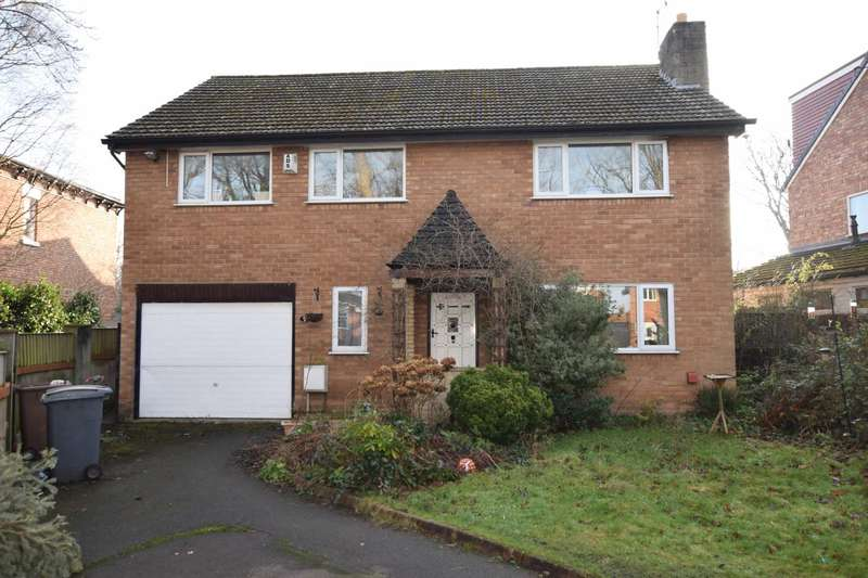 4 Bedrooms Detached House for sale in Egerton Park, Rock Ferry