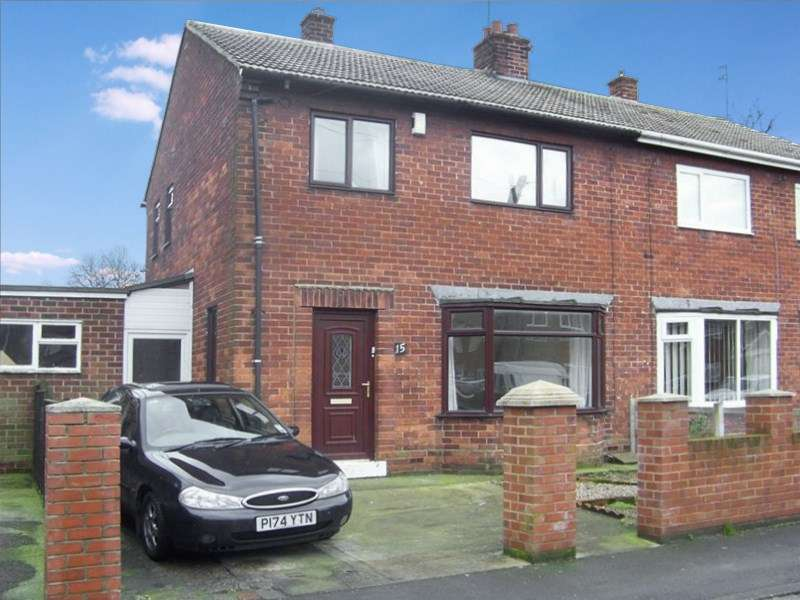 3 Bedrooms Property for sale in Passfield Square, Thornley, Thornley, Durham, DH6 3DB