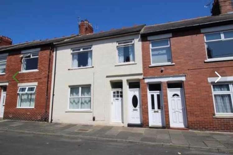3 Bedrooms Property for sale in Lilburn Street, North Shields, North Shields, Tyne & Wear, NE29 0JY