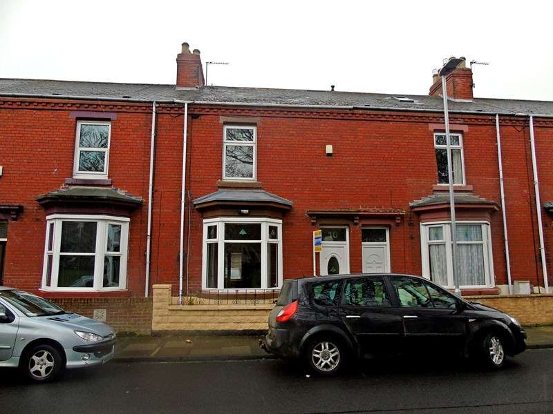 2 Bedrooms Property for sale in Jesmond Road, Hartlepool, Hartlepool, Durham, TS26 0HN