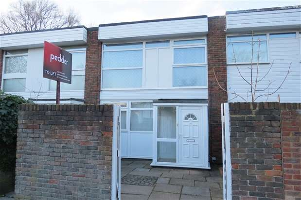 3 Bedrooms Terraced House for rent in Dartmouth Road, Forest Hill