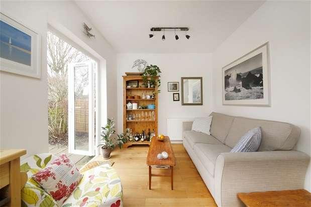 2 Bedrooms Maisonette Flat for sale in Chestnut Road, West Dulwich