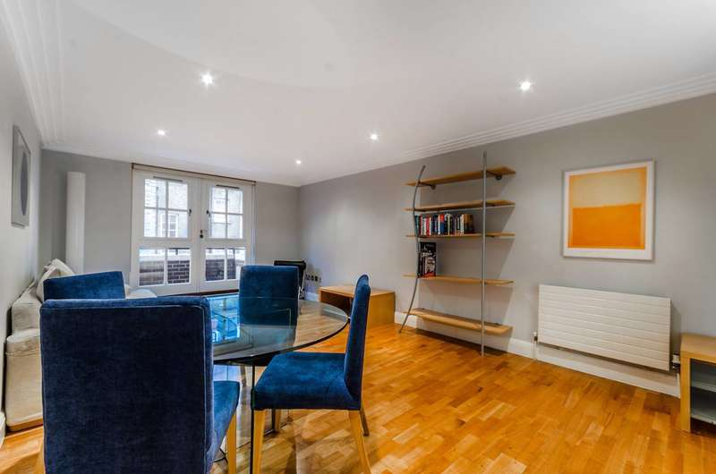 2 Bedrooms Flat for sale in Exchange Court, Covent Garden, WC2R