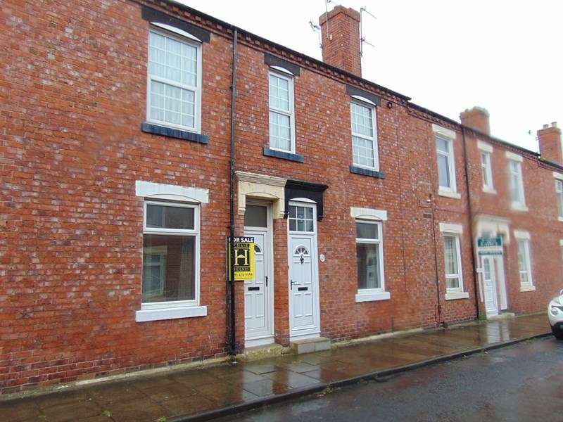 2 Bedrooms Property for sale in Mozart Street, South Shields, South Shields, Tyne and Wear, NE33 3LE