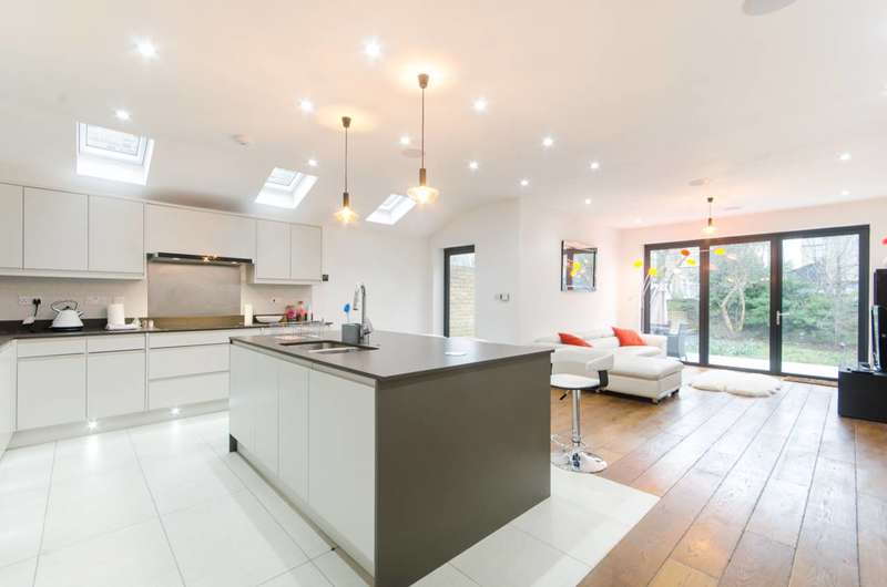 5 Bedrooms Terraced House for rent in Furness Road, Kensal Green, NW10