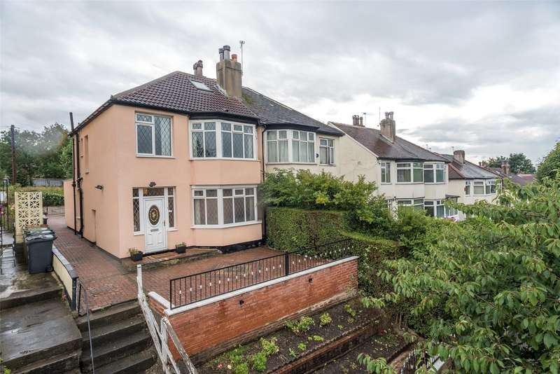 4 Bedrooms Semi Detached House for sale in Easterly Road, Leeds, West Yorkshire, LS8