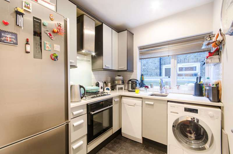 2 Bedrooms Flat for sale in Leighton Gardens, Kensal Rise, NW10