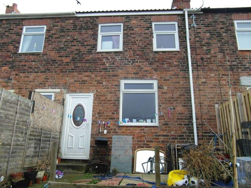 3 Bedrooms Property for sale in Railway Cottages, Fence Houses, Houghton Le Spring, Tyne & Wear, DH4 6LE