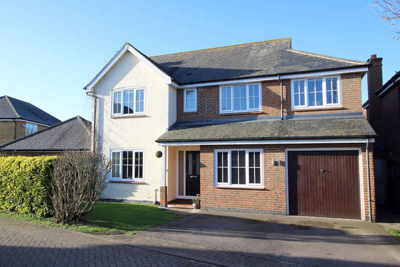 5 Bedrooms Detached House for sale in Fortune Way, Bassingbourn, Royston