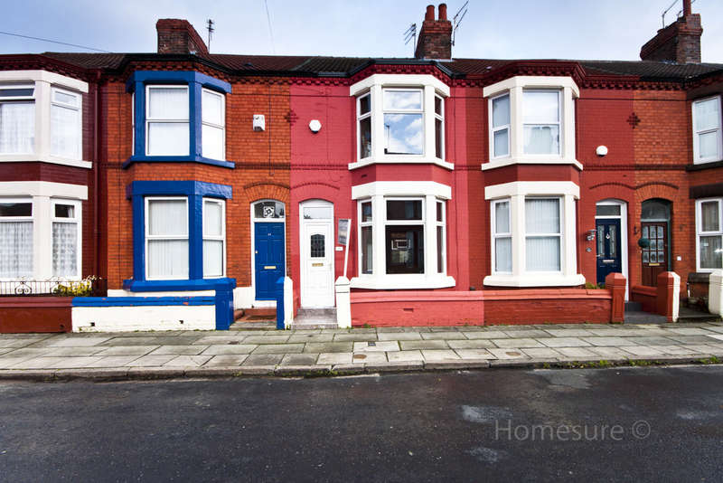 3 Bedrooms Terraced House for sale in Winchfield Road, Liverpool, l15