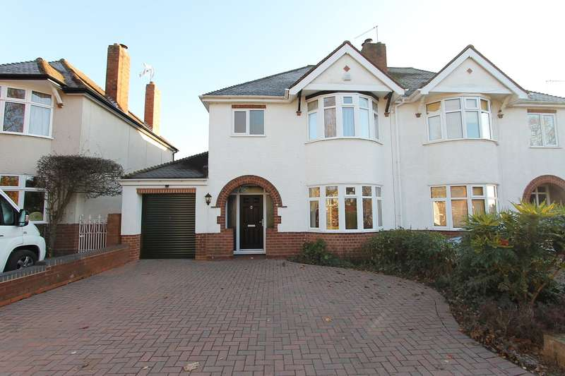 4 Bedrooms Semi Detached House for rent in Worcester Road, Hagley, Stourbridge, DY9