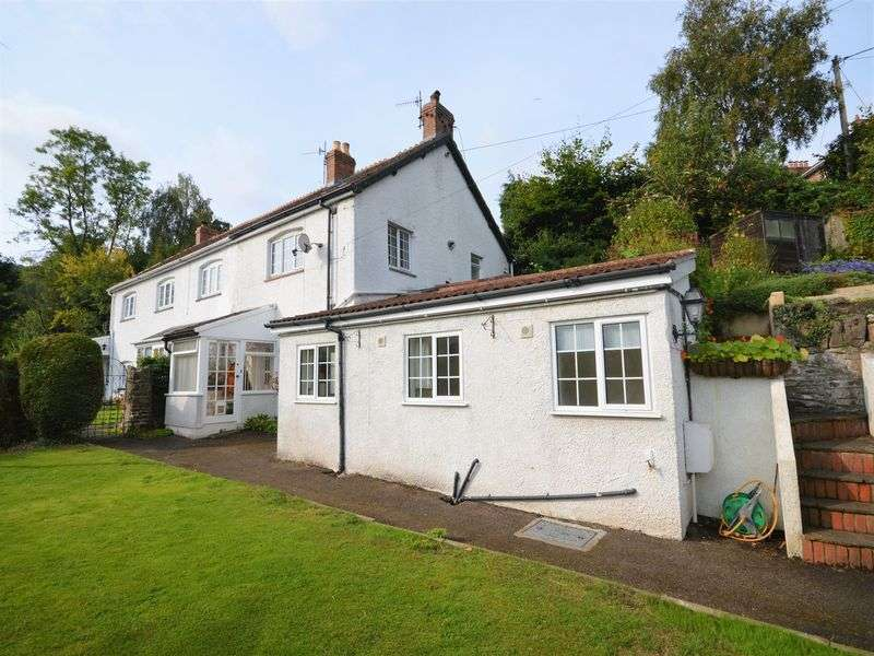 3 Bedrooms Property for sale in Dan Y Bont Gilwern, Abergavenny