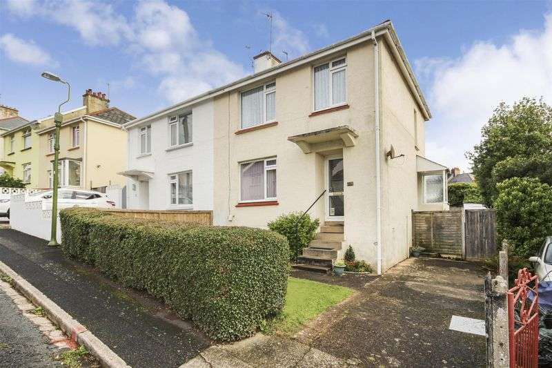 3 Bedrooms Property for sale in Wills Avenue Preston, Paignton