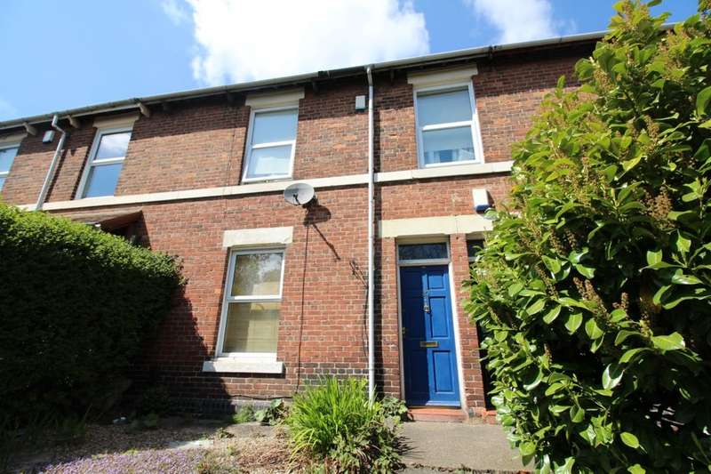 2 Bedrooms Flat for sale in South View West, Newcastle Upon Tyne, NE6