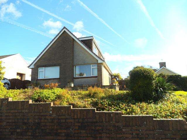 4 Bedrooms Detached Bungalow for sale in Pwll Evan Ddu, Coity, Bridgend CF35