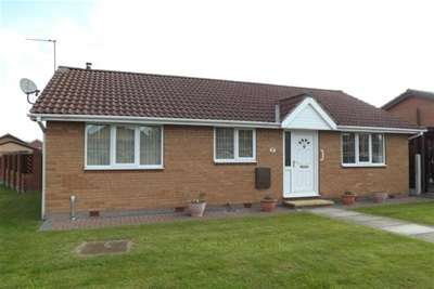 2 Bedrooms Bungalow for rent in St Andrews Close, Bramley, Rotherham S66