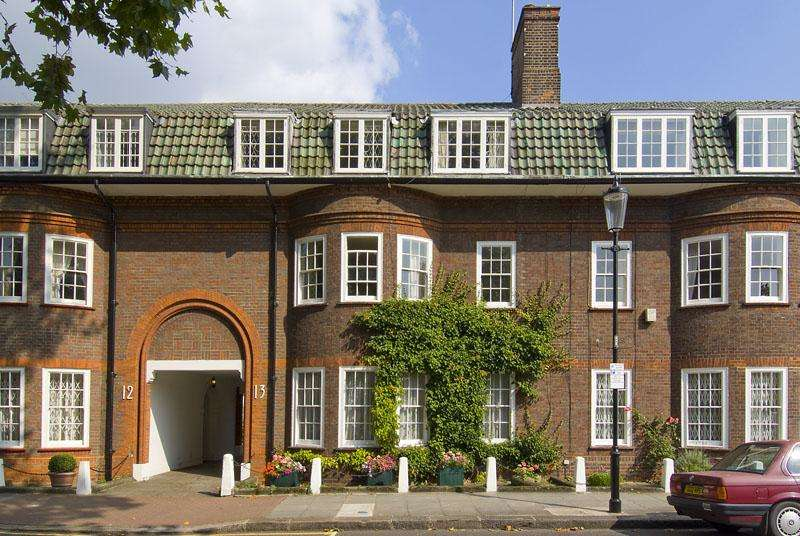 6 Bedrooms Terraced House for sale in Chelsea Square, Chelsea, London, SW3