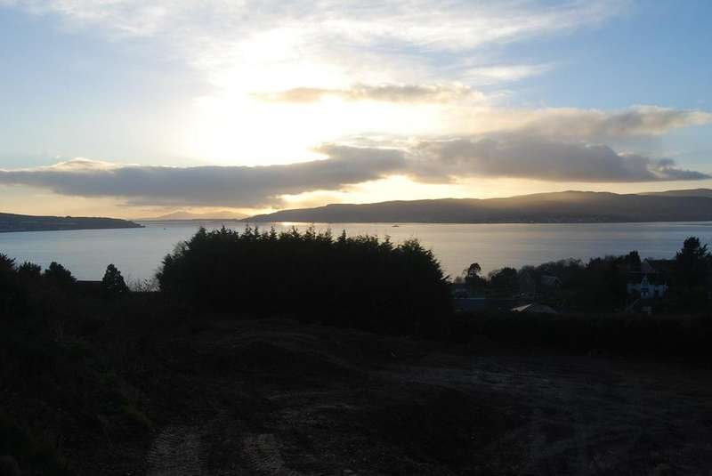 Plot Commercial for sale in Meikle Aiden Brae, Kilcreggan, Argyll Bute, G84 0JD