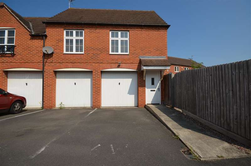 1 Bedroom Apartment Flat for sale in Willet Close, Sileby