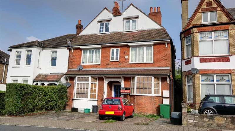 2 Bedrooms Flat for sale in The Avenue, Bickley, Kent