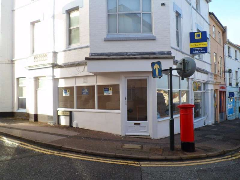 Commercial Property for sale in 20 St Michaels Road, Bournemouth, Bournemouth, Dorset, United Kingdom
