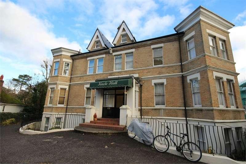 1 Bedroom Flat for sale in Knyveton Road, Bournemouth, United Kingdom