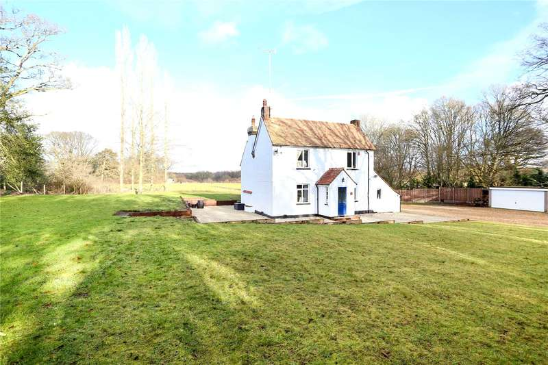 3 Bedrooms Detached House for sale in Standford Lane, Standford, Hampshire, GU35