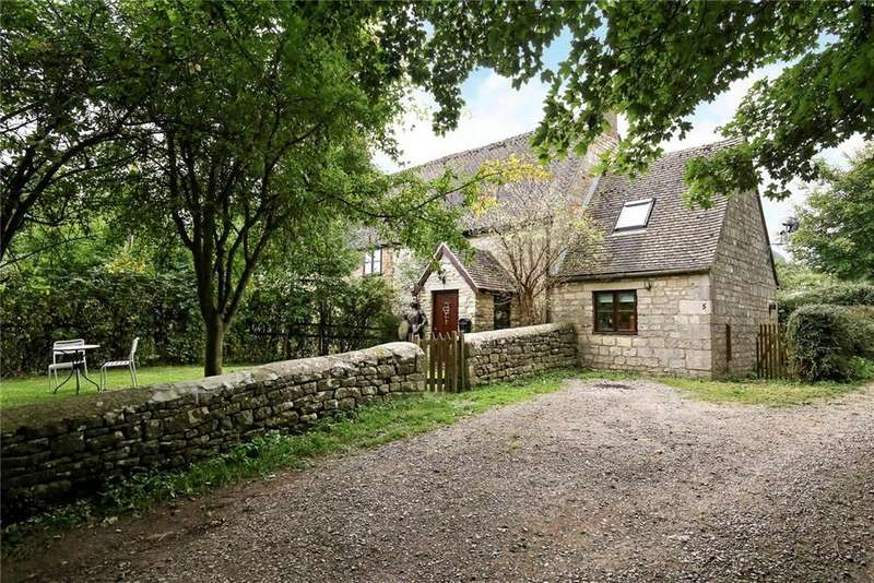 3 Bedrooms Semi Detached House for sale in Standish Park Cottages, Standish Park, Stonehouse, Gloucestershire, GL10