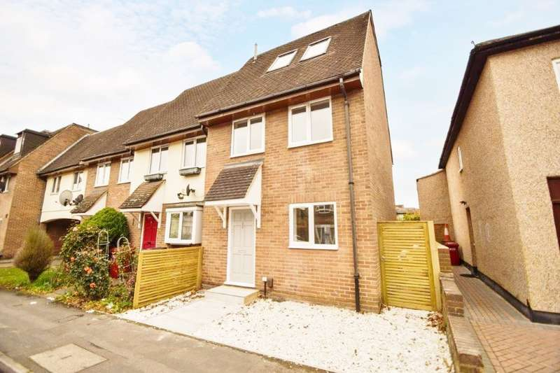 4 Bedrooms Town House for sale in Bisham Court, Park Street, Slough, SL1